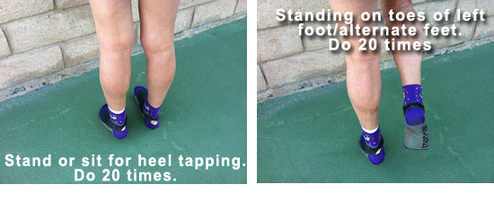 Heel Tapping